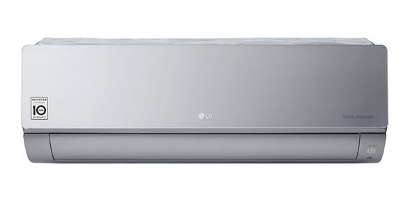 LG Artcool Silver