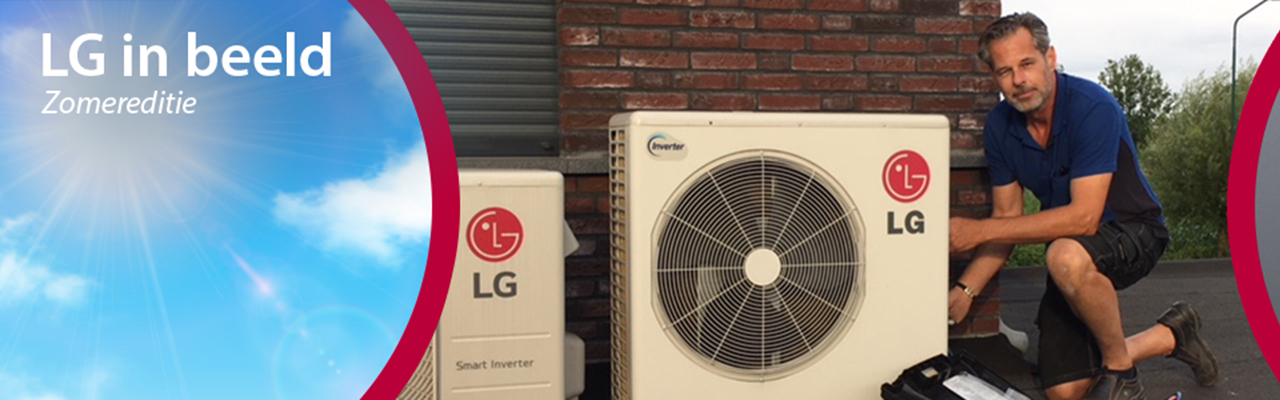 LG in Beeld zomereditie - betrouwbare service is cruciaal